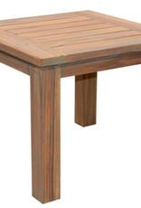 Lounge Factory NEW VINTAGE TEAK SIDE TABLE