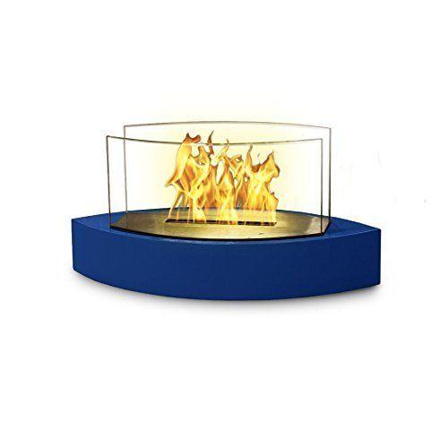 Anywhere Fireplace Lexington Blue Fireplace