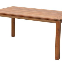 Lounge Factory NEW VINTAGE TEAK DINING TABLE 71x39x30""