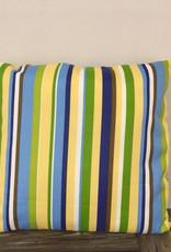 "Gotcha Covered Multi Stripe  20"" Pillow"