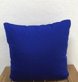 "Gotcha Covered Canvas True Blue 17"" Pillow"