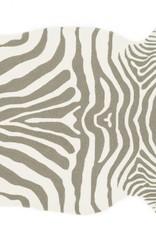 "Loloi ZADIE ZD-01 GREY/WHITE 3'6""X5'6"""