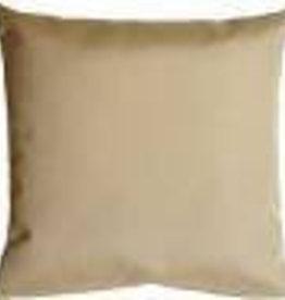 "Gotcha Covered Canvas Antique Beige 14"" Pillow"