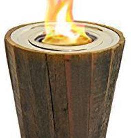Anywhere Fireplace Montauk Reclaimed Wood Fireplace