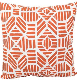 Lava Pillows Orange Pineapple 18x18