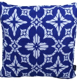 Lava Pillows Burst of Blue 17x17