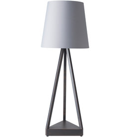 Surya STANFORD 101 TBL LAMP LT GREY