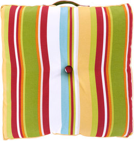 "Surya STORM ZZ418 22""x22"" FLOOR CUSHION"