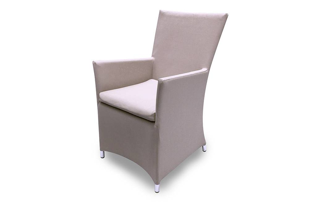 Lounge Factory NEW PURE CHAIR TAUPE PHIFER