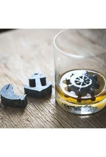 SPARQ Home Whiskey Rocks - Pacific (Set of 3)