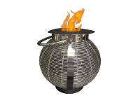 Anywhere Fireplace Jupiter 2 in 1 Lantern/Fireplace