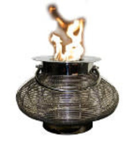 Anywhere Fireplace Venus 2 in 1 Lantern/Fireplace