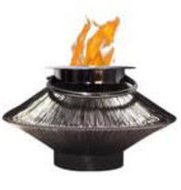 Anywhere Fireplace Saturn 2 in 1 Lantern/Fireplace