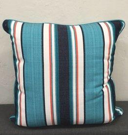 """Sunset West USA Token Surfside Pillow 20"""""""