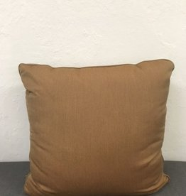 """Sunset West USA Canvas Cork Pillow 22"""""""