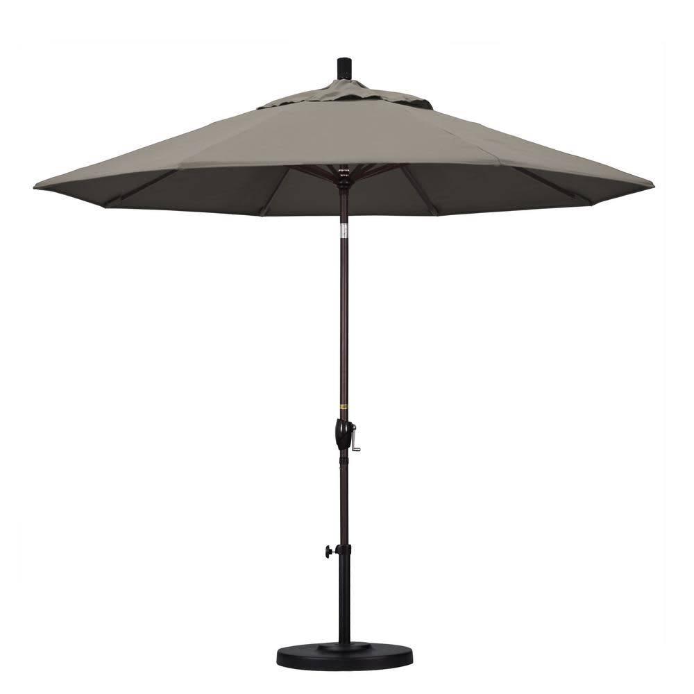 California Umbrella Pacifica Fabric - Taupe Umbrella Canopy