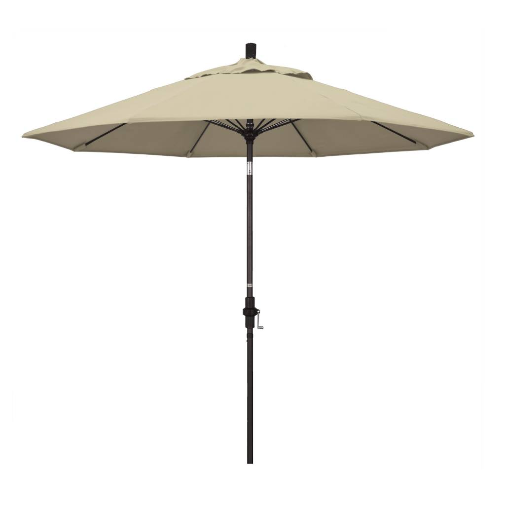 California Umbrella Pacifica Fabric - Antique Beige Umbrella Canopy