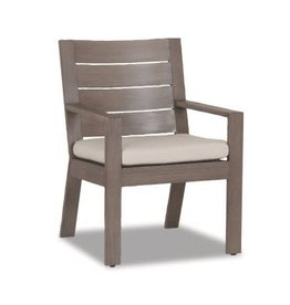 Sunset West USA LAGUNA DINING CHAIR (GRADE A FABRIC)