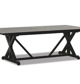 "Sunset West USA MONTEREY 96"" DINING TABLE"
