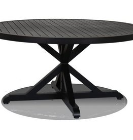 "Sunset West USA MONTEREY 60"" ROUND DINING TABLE"