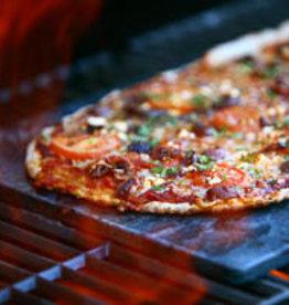 """SPARQ Home Soapstone Flat Bread Pizza Stone 16""""x12"""""""