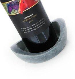 SPARQ Home Soapstone Wine Coaster - Drift