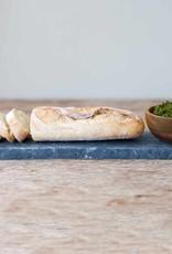 SPARQ Home Serving Board - Bread w/ Wood Bowl