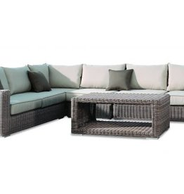 Sunset West USA CORONADO SECTIONAL 3PC (GRADE A FABRIC)