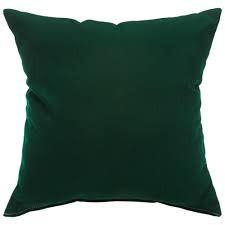 "American Mills Forest Green 18"" Pillow"