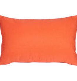 "American Mills Canvas Melon 18""x12"" Pillow"