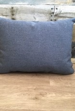 "American Mills Heritage Denim 12""x18"" Pillow"