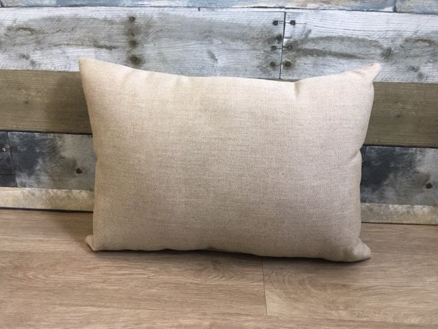 "American Mills Sailcloth Space 18""x12"" Pillow"