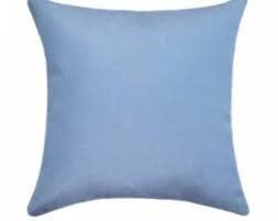 """Lava Pillows Canvas Air Blue 18"""" Pillow"""