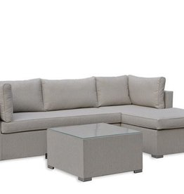 CONDO SECTIONAL SAND 3PCS