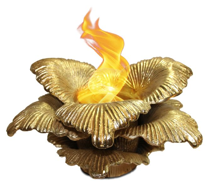 Anywhere Fireplace Chatsworth Gold Fireplace