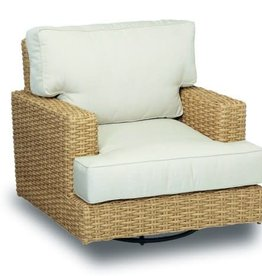 Sunset West USA LEUCADIA SWIVEL ROCKER CLUB CHAIR (GRADE A FABRIC)