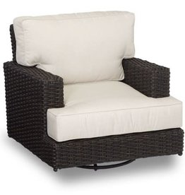 Sunset West USA CARDIFF SWIVEL ROCKER CLUB CHAIR  (GRADE A FABRIC)