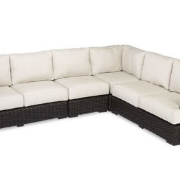 Sunset West USA CARDIFF SECTIONAL 3PC (GRADE A FABRIC)