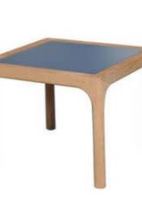 DOMINO SIDE TABLE 20x20x18""
