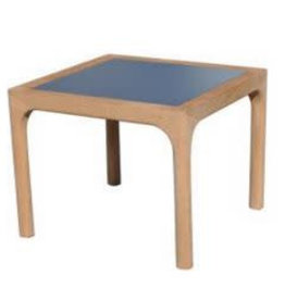 """DOMINO SIDE TABLE 20x20x18"""""""