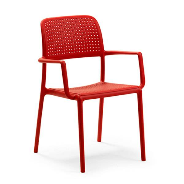 Nardi Bora Chair - Rosso