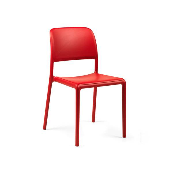 Nardi Riva Bistrot Chair - Rosso