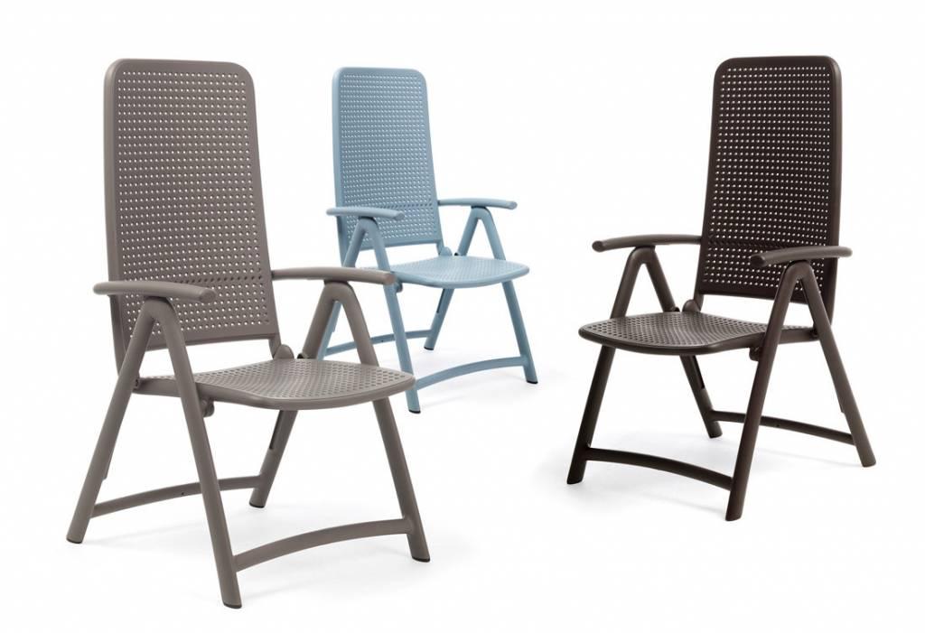 Nardi Darsena Folding Chair - Bianco