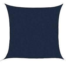 Gotcha Covered 9'X9' Square Sail Shade Navy Blue