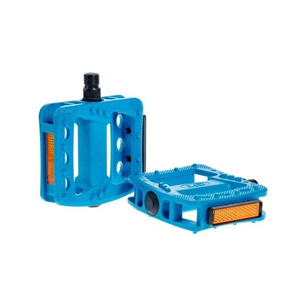 RFR PEDALS FLAT HQP CMPT (BLUE)