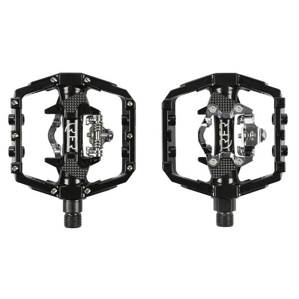 Cube Rfr Pedals Flat With Click System Cyclebike
