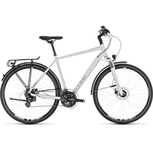 CUBE TOURING PRO 2018 (WHITE & SILVER)