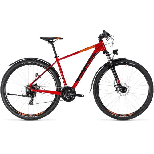 CUBE AIM ALLROAD 2018 (RED & BLACK)