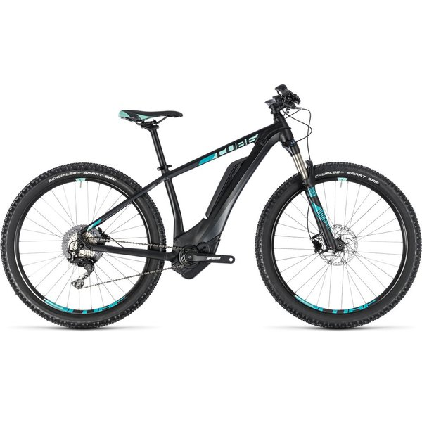 ACCESS HYBRID RACE 50CM0 2018 (BLACK & MINT)