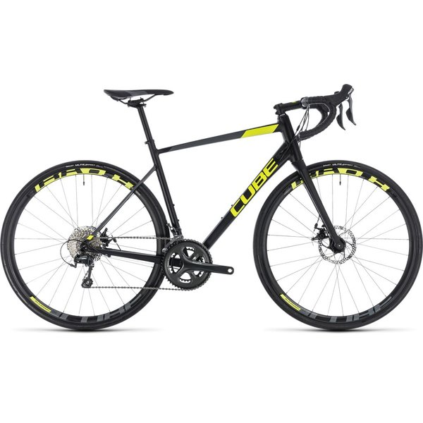 ATTAIN RACE DISC 2018 (BLACK & FLASHYELLOW)